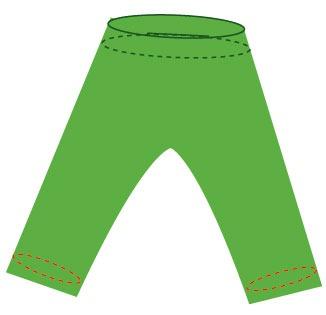 piezas pantalon nino11