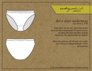 patrones de ropa interior pdf gratis